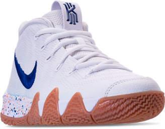 Nike Boys' Grade School Kyrie 4 Basketball Shoes