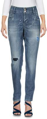 S.O.S By Orza Studio Denim pants - Item 42606028PR