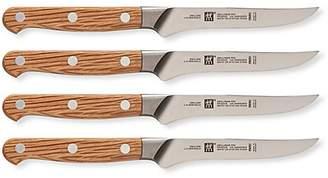 Zwilling J.A. Henckels 4-Piece Steak Knife Set