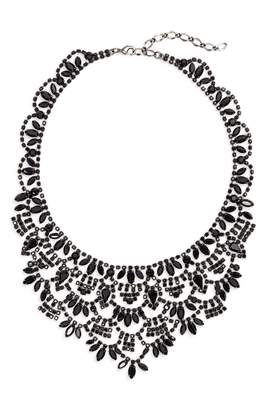 CRISTABELLE Crystal Bib Necklace
