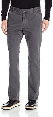 Reyn Spooner Men's Tailored Fit Flat Front Chino Pant