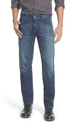 Men's Ag 'Graduate' Slim Straight Leg Jeans $188 thestylecure.com