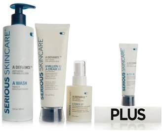 Serious Skincare A-Defy Triple Cleanser Double Up Duo