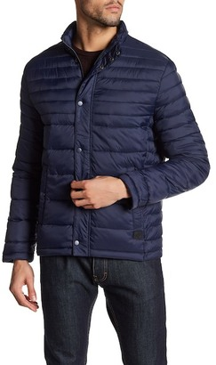 Kenneth Cole New York Packable Down Jacket $200 thestylecure.com