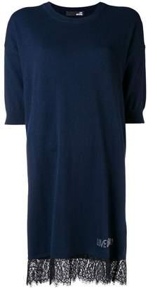 Love Moschino short sweater dress