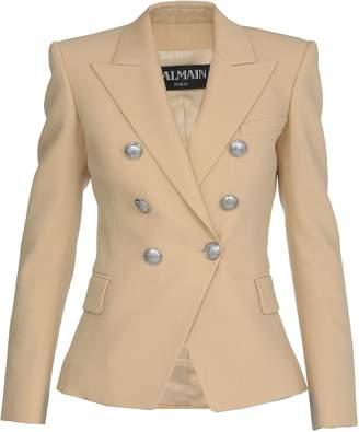 Balmain Double Breasted Jacket