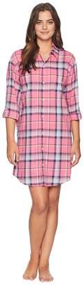 Lauren Ralph Lauren His Shirt Sleepshirt Women's Pajama