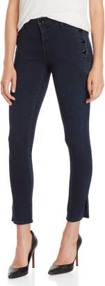 J Brand Zion Mid-Rise Skinny Jeans