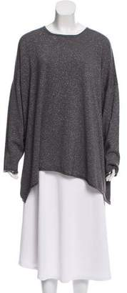 eskandar Cashmere Metallic Accented Sweater w/ Tags