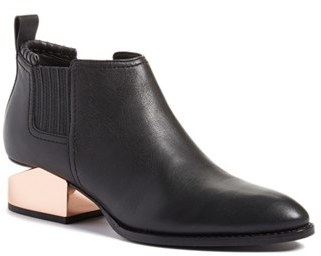 Women's Alexander Wang Kori Chelsea Boot $595 thestylecure.com