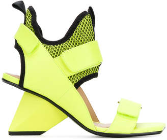 United Nude touch straps sandals