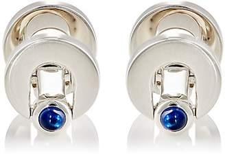 Deakin & Francis Men's Paddle Cufflinks - Blue
