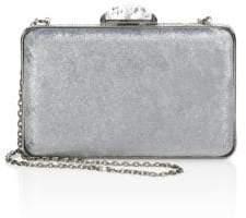 Judith Leiber Couture Etoile Velvet Box Clutch
