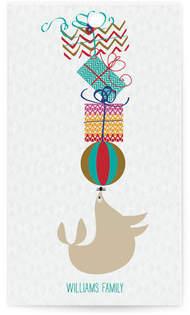 Petite Otarie Gift Tags