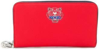 Kenzo Tiger continental purse