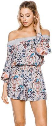 Free People Pretty And Free Romper $98 thestylecure.com