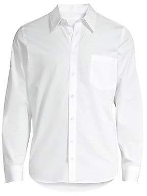 Helmut Lang Men's Patch Pocket Shirt