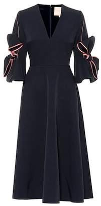 Roksanda Sibella cady midi dress