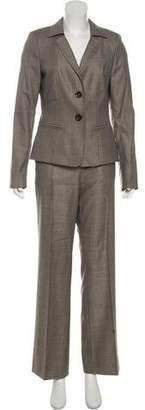 Max Mara Lightweight Wool Pantsuit