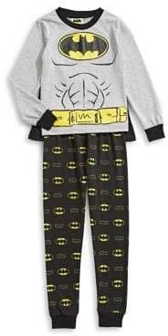 NTD Little Boy's Batman Cape Two-Piece Pyjama Set