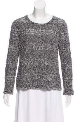 Rag & Bone Bouclé Long Sleeve Sweater