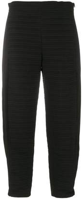 Victoria Beckham Victoria ribbed cropped trousers