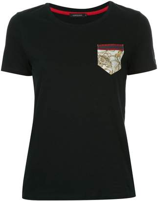 Loveless pocket plain T-shirt