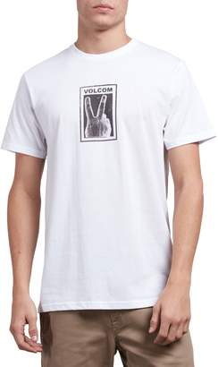 Volcom Peace Off Graphic T-Shirt