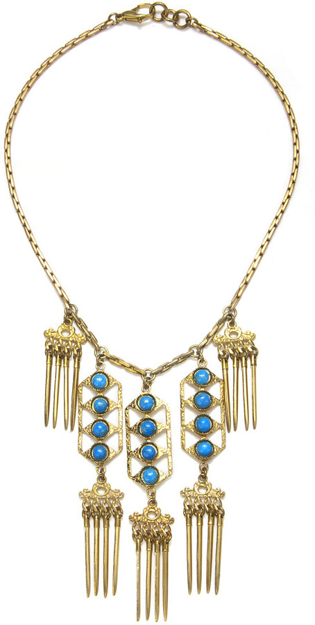 Lulu Frost Tobay Beachcomber Necklace