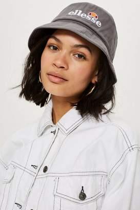 Ellesse Grey Bucket Hat
