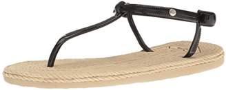 Roxy Women's South Beach T-Strap Flat Sandal