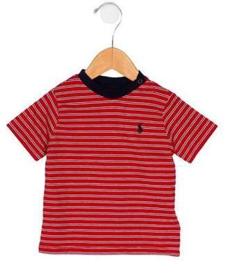 Ralph Lauren Boys' Striped Short Sleeve T-Shirt w/ Tags