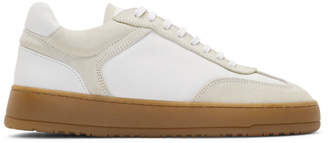 Etq Amsterdam Off-White Low 5 Sneakers