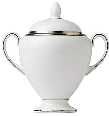 WedgwoodWedgwood Sterling Sugar Bowl with Lid