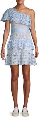 Allison New York Lace A-Line Dress