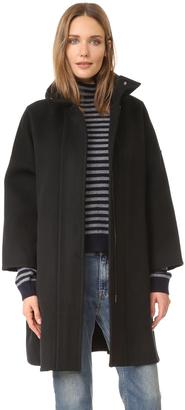 Vince Duffle Coat $695 thestylecure.com
