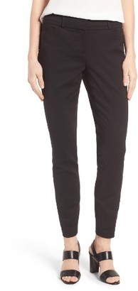Women's Ivanka Trump Tapered Compression Pants $79 thestylecure.com