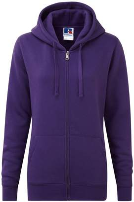 Russell Athletic Russell-Women's authentic zipped hooded sweatshirt