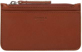 Shinola Coin & Card Pouch