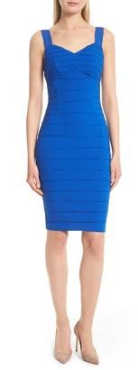 Women's Ted Baker London Charlli Body-Con Jersey Dress $295 thestylecure.com
