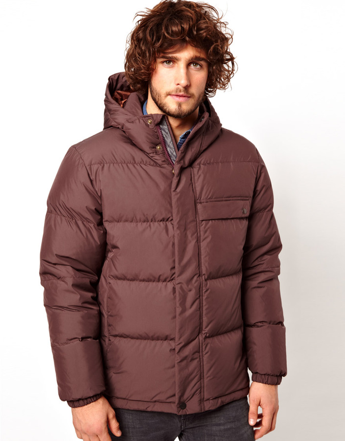 Paul Smith Jacket with Down Fill