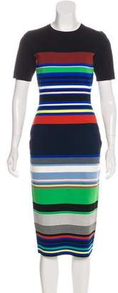 Diane von Furstenberg A-Line Midi Dress w/ Tags