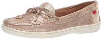 Marc Joseph New York Womens Genuine Leather Pacific Boat Shoe