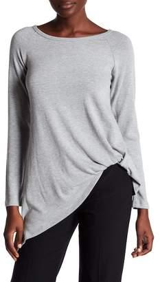 Karen Kane Asymmetric Pick Up Sweater