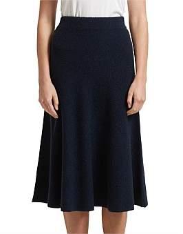 SABA Mary Knit Midi Skirt