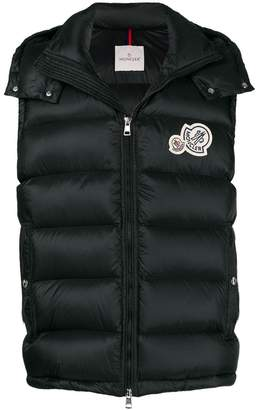 Moncler down feather jacket