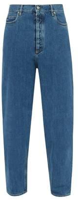 Maison Margiela Straight Leg Jeans - Mens - Indigo