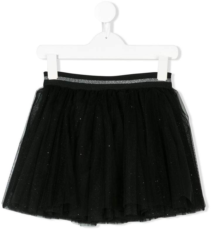 Lapin House glittered tutu skirt