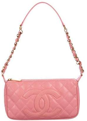 Chanel Caviar Timeless Shoulder Bag