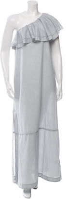 Lisa Marie Fernandez Arden Flounce Dress w/ Tags $275 thestylecure.com